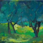 Small Olive Grove